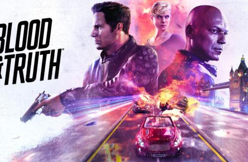 PlayStation London Studio Blood & Truth
